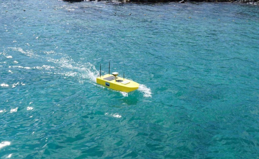 מיפוי ימי